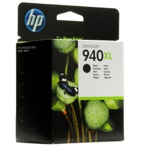 Cartridge HP No.940XL C4906AE black, Officejet Pro 8000/8500, 2200str.
