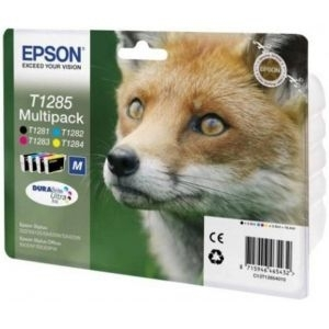 Cartridge Epson T1285 multipack, BX305F/305FW, SX125/130/235/420