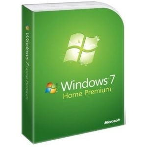 Windows 7 Home Premium 32-bit English, 1pk SP1 OEM DVD (GFC-02021)