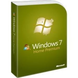 Windows 7 Home Premium 64-bit Eng 1pk SP1 OEM DVD (GFC-02050)