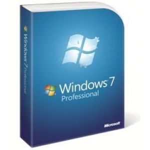 GGK Windows 7 Professional 32-bit/x64 English, SP1 OEM DVD (6PC-00020)