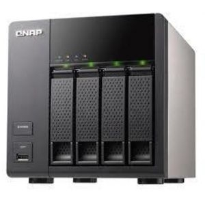 Qnap Network Attached Storage TS-412