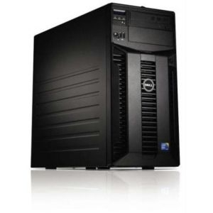 DELL PowerEdge T310, Intel Xeon X3430/4GB/1TB/DVDRW/375W