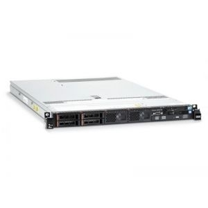 IBM System x3550 M4, Intel Xeon Quad Core E5-2603/4GB/DVD±RW/550W/Rack, 7914E1G