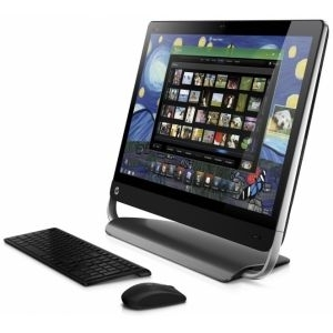 'HP All-in-One Omni 27-1001eu, i5-2400/2GB+4GB/2TB/AMD7670A/Win7HP/27