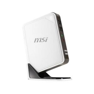 MSI Wind Box DC100-010XEU, AMD E-450/2GB/320GB/Radeon HD 6320/FreeDOS