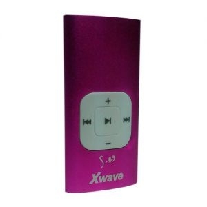 MP3 Player 4GB Xwave S-09 new pro Pink