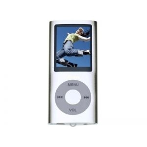 MP4 Player 4GB Xwave S-48 Silver