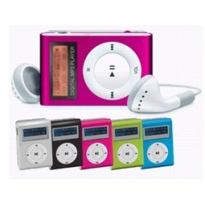 MP3 Player 4GB Gigatech GMP-23 Pink