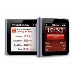 MP3 Player 8GB Gigatech GMP-54 Black