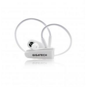 MP3 Player 4GB Gigatech W012 White, Vodootporan