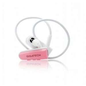 MP3 Player 4GB Gigatech W012 Pink, Vodootporan