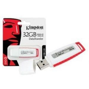 USB Flash Disk 32GB Kingston DTIG3 Bela/Plava, DTIG3/32GB