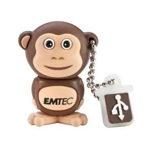 USB flash Disk EMTEC M322 4GB Majmunce