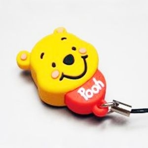 USB Flash Disk 8GB U-Star Winnie the Pooh, USB 2.0/276