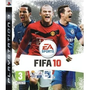 PS3 Fifa 10 Platinum, A07644