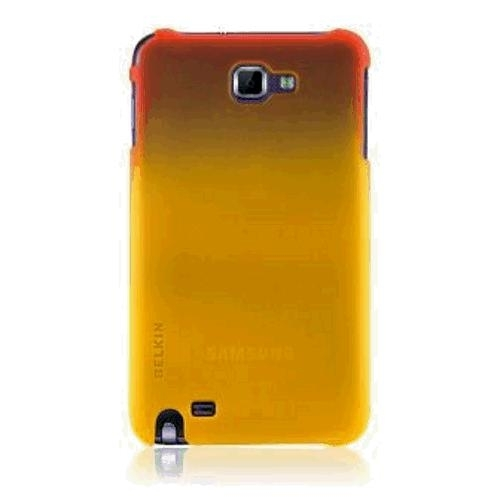 Essential series Note - yellow/orange
