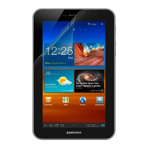 Screen protection for Galaxy Tab 7 - Anti Smudge