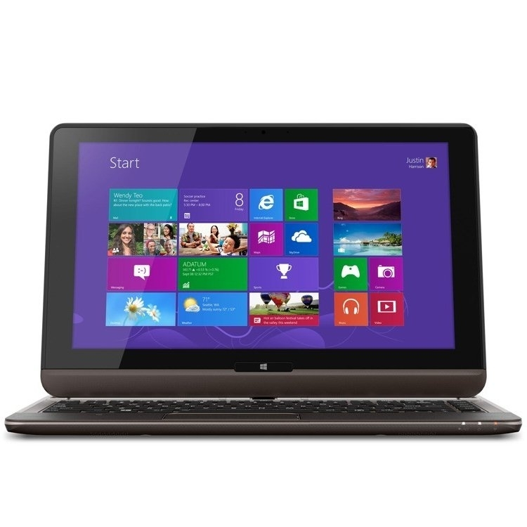 NB Toshiba Satellite U920t-104, 12.5 cap. Touch IPS HD, Core i5-3317U, RAM 4GB,128GB SSD, No ODD, Intel b/g/n WiDi,BT, No LAN, GPS, 1.0M+3.0M, Win8 64bit, Silver