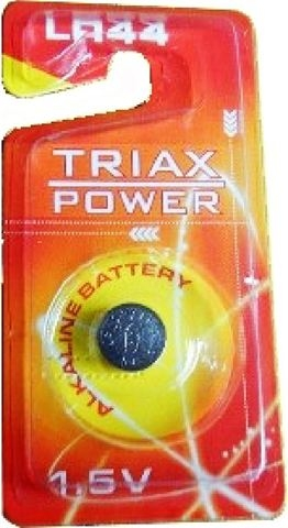 BAT TRIAXPOWER alkaline LR44-AG13