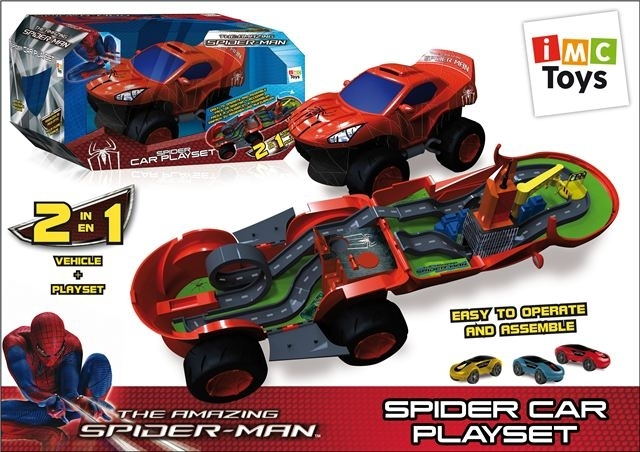 SPIDERCAR SET ZA IGRU