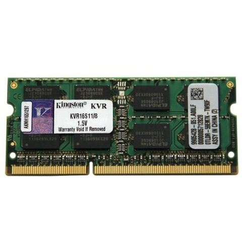 Memorija za notebook Kingston DDR3 8GB 1600MHz