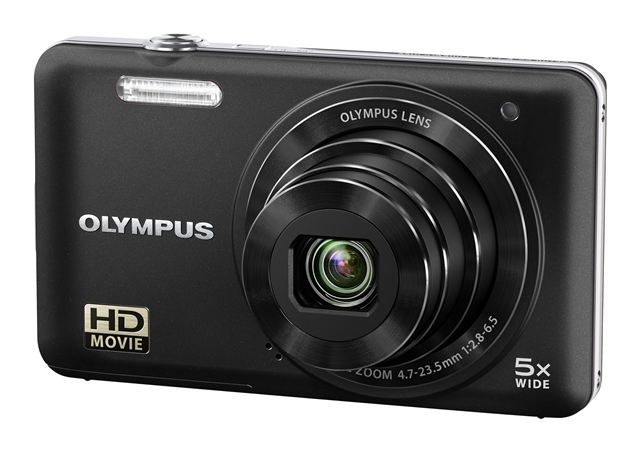 DF OLYMP D-745 black + torbica + SD 4GB