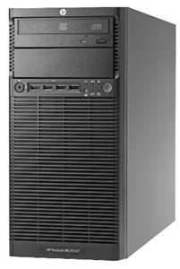 SRV HP PROLIANT ML110-G7 E3-1220 1x2GB 1x250GB DVD-RW 1x350W