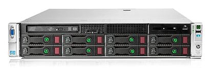 SRV HP PROLIANT DL380p G8 E5-2620 P420i/1GB 2x4GB 2x146GB SFF