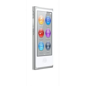 Apple iPod nano 16GB - Silver md480qb/a