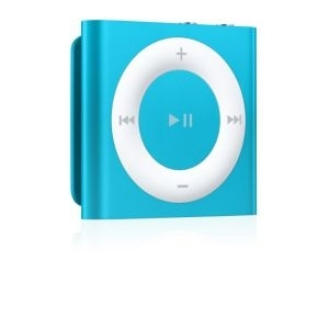 Apple iPod shuffle 2GB - Blue md775bt/a