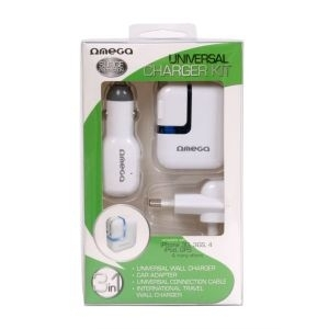 Punjac Omega mini USB, micro USB/ za tablet PC, mob telefone, MP3, IPOD, IPHONE