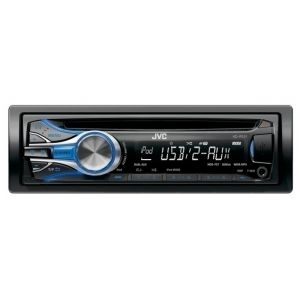 Auto CD MP3 Player JVC KD-R531EY, USB 4x50w iPod iPhone