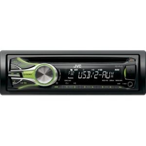 Auto CD MP3 Player JVC KD-R432EY, MP3 WMA USB Dual AUX IN 4X50W