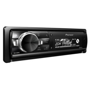 Auto CD MP3 Player Pioneer DEH-80PRS, Dual USB MP3 Parrot Bluetooth FM