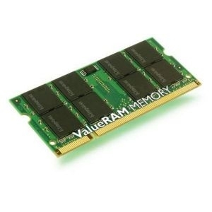 Memorija SODIMM DDR2 1GB DRAM 800MHz Kingston CL5, KVR800D2S5/1G