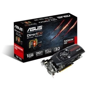 VGA AMD Radeon 7850 Asus DC 1GB/DDR5,/DVI/HDMI/DP/256bit/HD7850-DC-1GD5