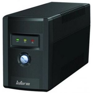 UPS Inform Guardian LCD 800AP, USB 800VA LCD Display