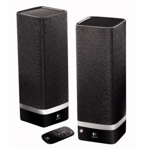 LOGITECH Z5 NOTEBOOK SPEAKERS USB 2.0