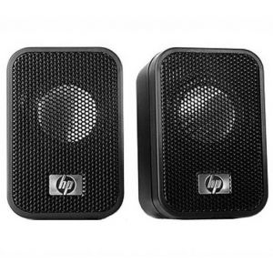 HP Mobile Audio Speakers (NN109AA)