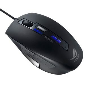 Miš USB ASUS GX800, 3200dpi Laser Black Gaming Mouse