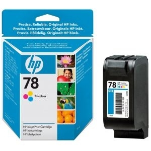 Cartridge HP No.78 C6578A tri-color 920/930/940/950/970cxi/990cxi/1220/1125/382