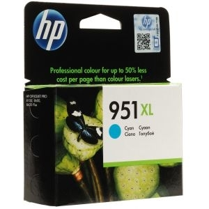 Cartridge HP No.951XL CN046AE Cyan, OfficeJet Pro 8100/8600