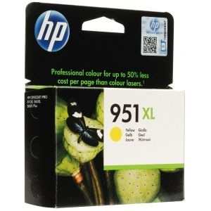 Cartridge HP No.951XL CN048AE Yellow, OfficeJet Pro 8100/8600