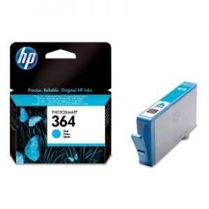 Cartridge HP No.364 CB318E cyan, DJ 3070/PS 5510/5514/5515/6510/7510/D5460