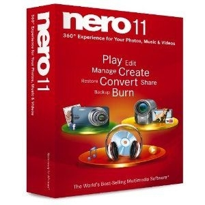 Nero Burning ROM-Retail