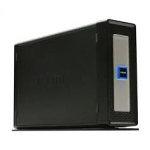Network Storage D-Link DNS-313, 10/100/1000Mbps/CPU 1GHz/RAM 512MB/USB2.0