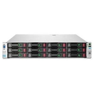 HP DL380e Gen8, Intel Xeon 6C E5-2420/12GB/12 LFF HDD Bays/750W/Rack
