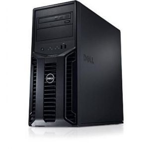 DELL PowerEdge T110 II, Xeon E3-1220V2/4GB/2x500GB/DVD±RW/305W/FreeDOS/Tower