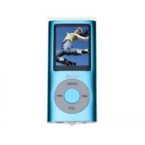 Outlet - MP5 Player 4GB Xwave S-48 Blue#